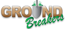 Ground Breakers Landscaping Logo